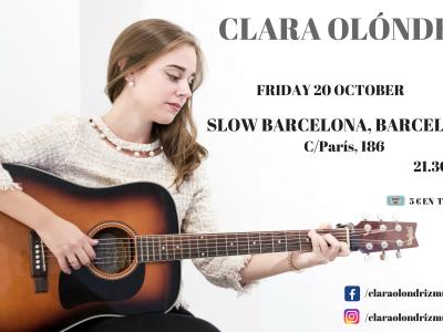 Clara Olóndriz - Slow